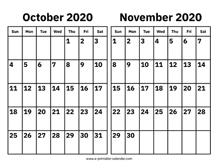 Printable Calendar 2021 Simple Useful Printable Calendars